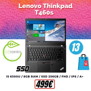 ¡¡¡ Lenovo Thinkpad T460s!!!