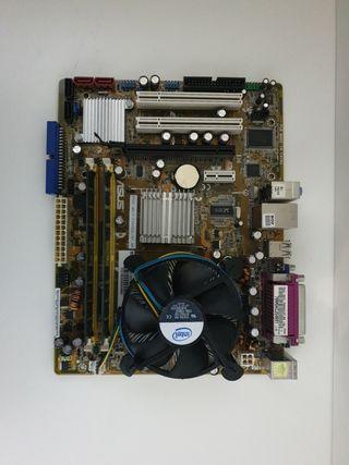 Placa Madre ASUS P5GC-MX LGA 775