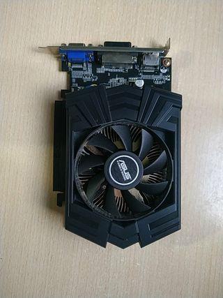 Tarjeta Gráfica ASUS GT740 2GB DDR5