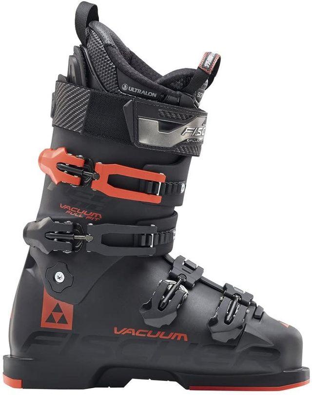 Fischer Bota esquí RC4 110 Vacuum Negro T40