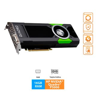 NVIDIA Quadro P5000 16GB PCI-E X16 Quad Head GDDR5