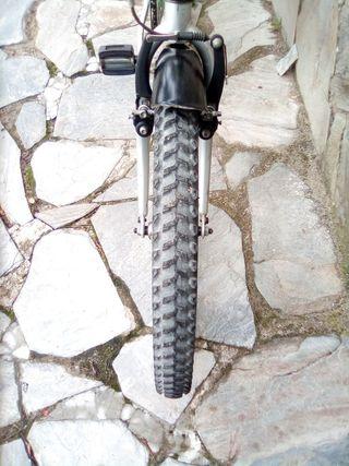 Bicicleta ciudad plegable