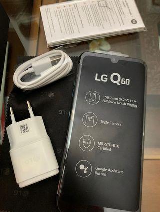 LG Q60 SOLO HOY 90€