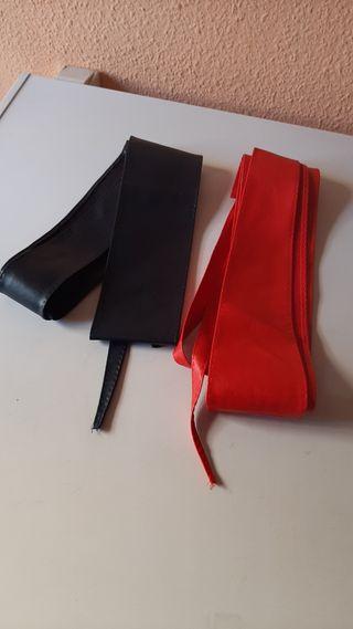 2 cinturones
