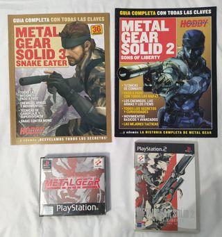 Pack Metal Gear Solid