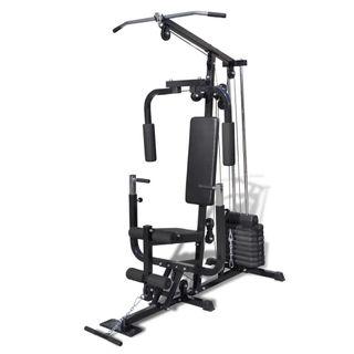 Máquina de gimnasio multiestación musculacion