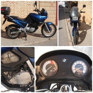 BMW F 650´99