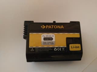 Nikon EN-EL15b Pantoma
