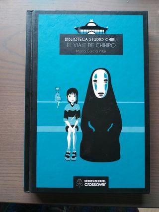 Libro El viaje de Chihiro