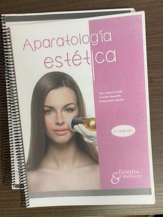 Libro de aparatologia estética