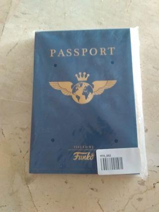 Funko Passport