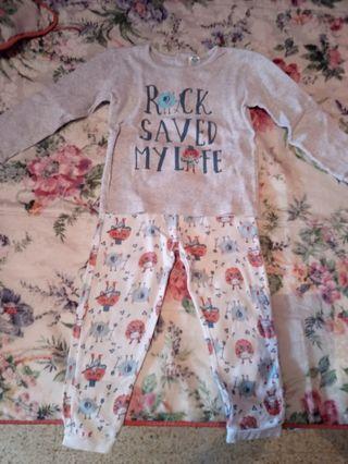 pijama para 1 año