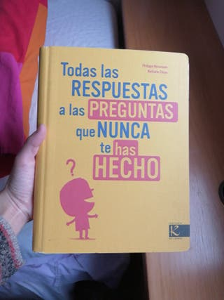 Libro 'Todas las respuestas a las preguntas que..
