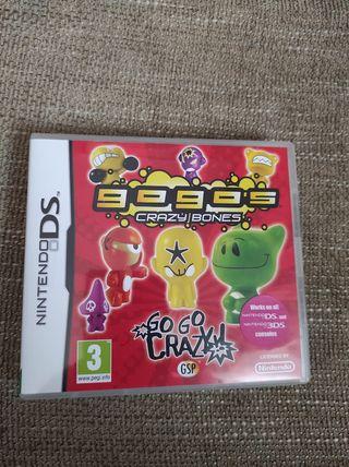 Gogo's videojuego