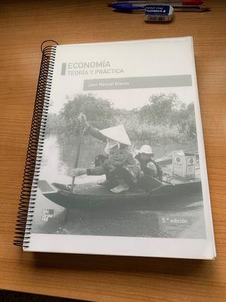 Economía. Teoría y Práctica