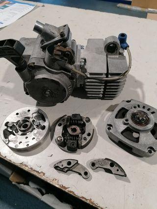 Motor polini 6.2 aire mínimoto