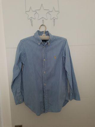 camisa talla 7