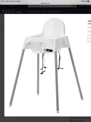 Trona de Ikea