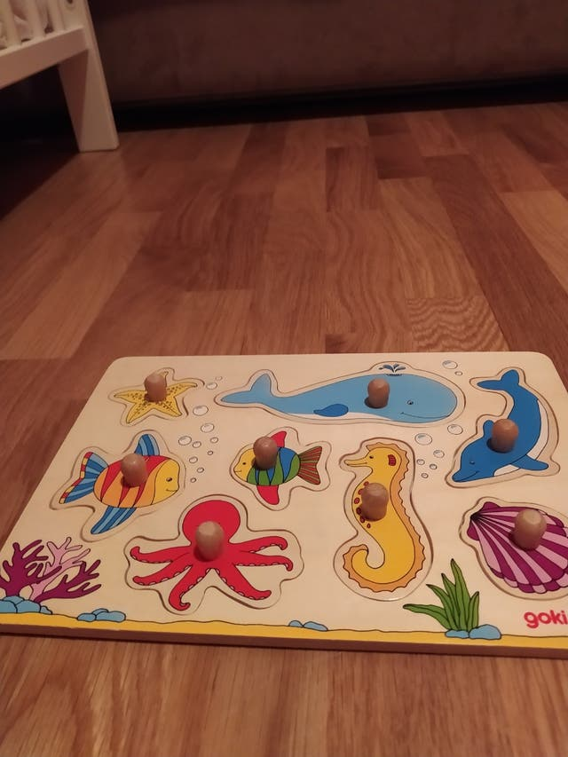 Juguetes bebés 6 - 18 meses / toys for babies