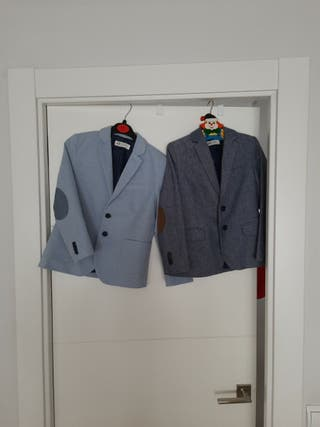 chaqueta niño talla 6-7