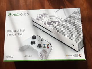 Xbox One S ed. Real Madrid