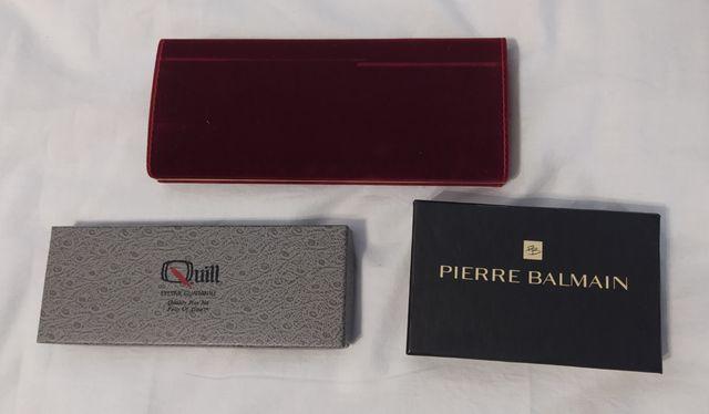 Bolígrafos BelBol y Quill y Cartera Pierre Balmain