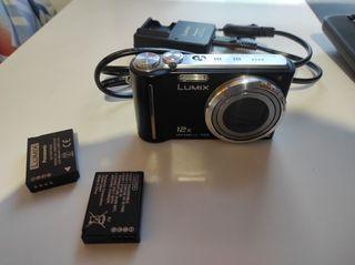 Panasonic Lumix DMC-TZ7 en muy buen estado.