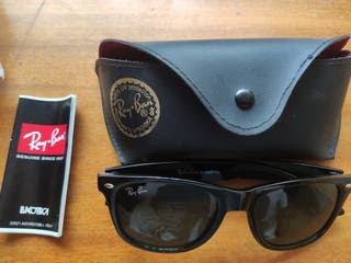 Gafas de sol Ray Ban negras