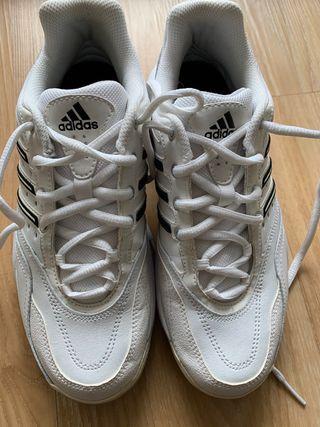 Zapatillas Adidas mujer Padel T.37