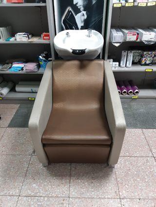 Lavacabezas peluquería sillón lavabo CODISARPEL
