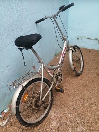 Bicicleta plegable urban concept de injusa