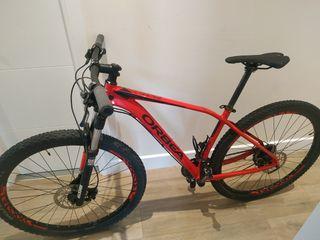 "Bicicleta MTB 29"" Orbea Alma H50 2017. Talla M"