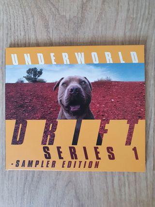 Underworld - CD firmado