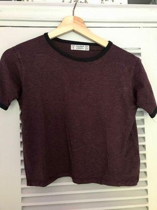 Camiseta pull&bear