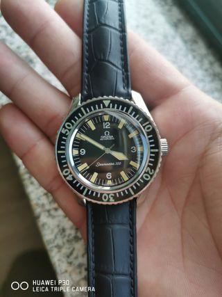 reloj omega seamaster 300 vintage