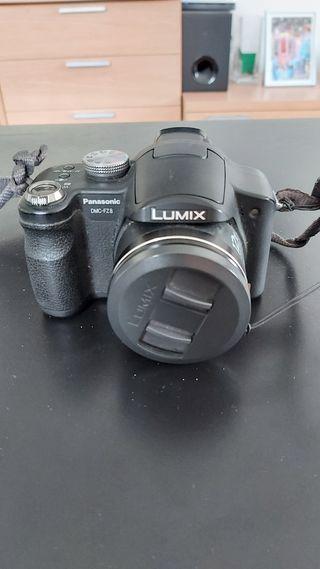 camara fotos lumix DMC f28