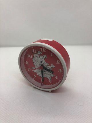 Reloj Vintage 101 Dálmatas Disney