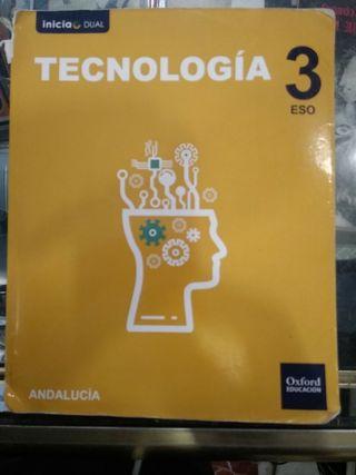 Libro Tecnología 3 ESO Andalucía