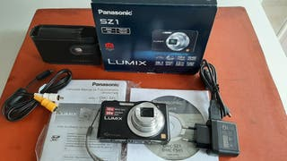 Cámara fotos compacta Panasonic Lumix DMC-SZ1