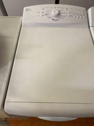 Lavadora carga superior whirpool 5,5 kg garantía