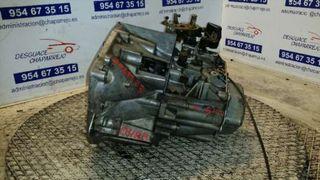 Caja cambios Citroen C5 berlina año 2004