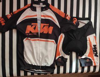 Maillot KTM