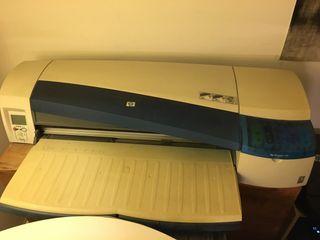 Impresora hp designjet 120