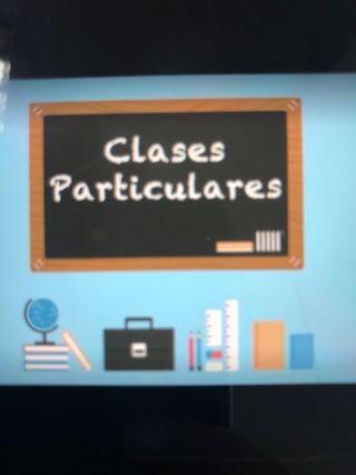Clases particulares ESO y primaria