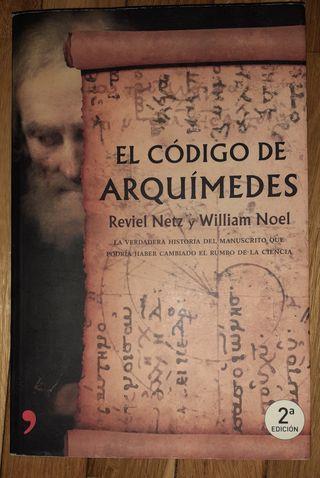 Libro EL CODIGO ARQUIMEDES