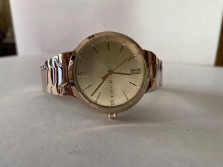 Reloj Tommy Hilfiger en oro rosa