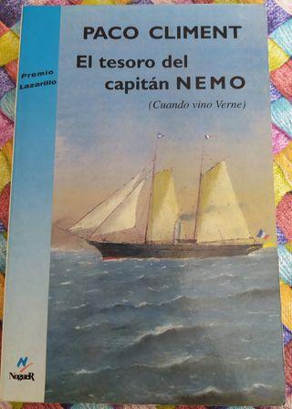 El tesoro del capitán Nemo