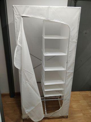 armario de tela