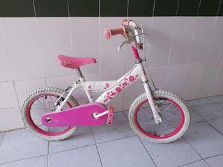"""bici niña 16"""""""