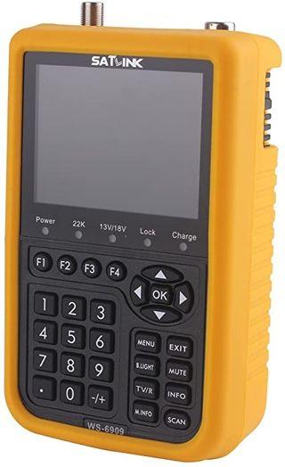 Medidor campo SATLINK WS-9606